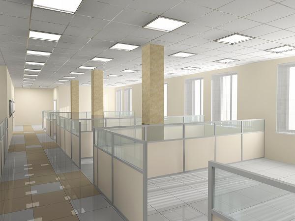 オフィス内装工事で重要なレイアウトのタイプ
