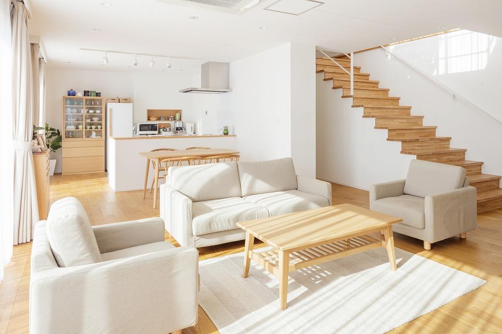 内装工事とともに住宅造付家具はいかがですか?