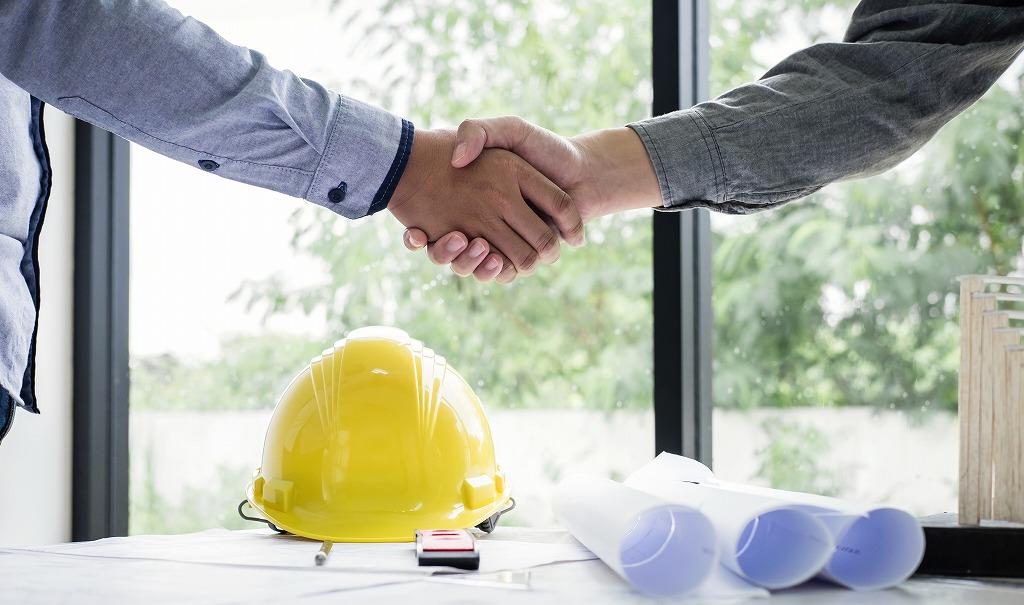 企業様大満足の内装工事業者の特徴